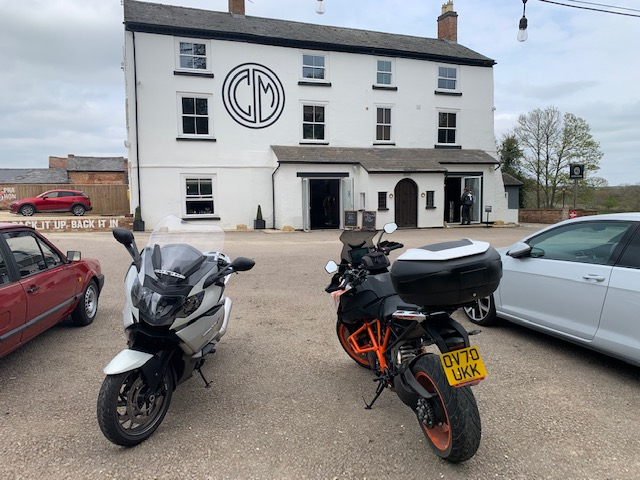 Caffeine & Machine Ride Out – Wednesday 21st April